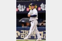 '오재일 2안타 2타점' KS 준비하는 두산, 상무와 연습경기 승리