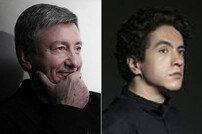 """거장 vs 신예 """"러시아 피아니즘의 현재와 미래가 충돌한다!"""""""