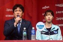[포토] 차상현 감독 '다시 한번 봄배구 도전'