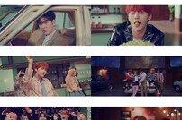 뉴이스트, 타이틀곡 'LOVE ME' MV 티저 최초 공개…달콤+상큼