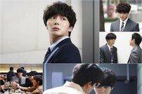 '싸이코패스 다이어리' 윤시윤, 만년 '을'의 회사 생활 포착