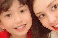 전소미 여동생 '벌스데이' 축하, 귀여운 자매