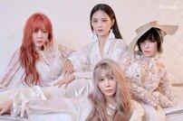 '4년 만의 컴백' 브라운아이드걸스, 'RE_vive' 오피셜 포토 공개