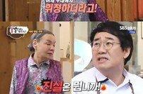 """'밥은 먹고 다니냐' 김수미 """"내가 납치? 없어지면 쓰러진 거다"""""""