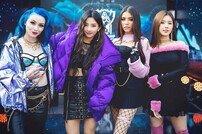 (여자)아이들 미연·소연 참여 'POP/STARS', 스포티파이 1억 스트리밍 돌파