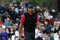 우즈, PGA 투어 최다승 타이까지 7홀 남았다