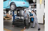 르노삼성자동차-LG화학, 전기차 폐배터리 활용 에너지저장장치 개발 협력