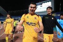 광주FC 아슐마토프, 우즈벡 A 대표팀 월드컵 2차 예선 소집