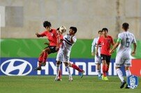 [U-17 월드컵] 한국, 멕시코와 8강전 0-1 석패 '4강 좌절'