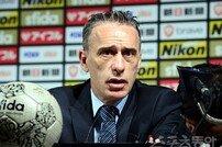 '측면 역습 주의' 레바논 원정 승리 노리는 한국축구대표팀