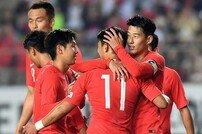 """AFC """"한국, 레바논 원정 어려움 겪을 것 최선 다 해야 승점 3점"""""""