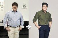 슈주 신동, 4주 만에 17kg 감량…허리둘레 41인치→36인치