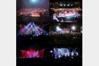 VAV, 유럽투어 독일·헝가리 공연 성공 개최…전석 매진+떼창