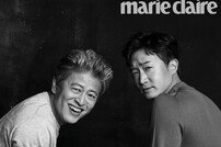 권해효X조우진, 흑백 카리스마 [화보]
