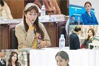 [DAY컷] 전혜빈 1인8역 변천사, '레버리지:사기조작단' 매력 화수분