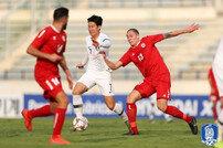 한국 축구대표팀, FIFA 랭킹 41위로 하락 '亞 1위는 일본'