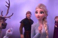 '겨울왕국2' 폭발적 흥행, 높아지는 독과점 논란