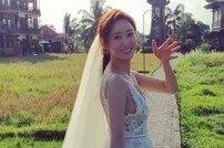 """[전문] 전혜빈 결혼 소감 """"♥남편, 인성+인품 훌륭"""" 오늘 발리서 결혼"""