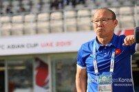 박항서의 베트남 60년 만에 동남아시안게임 금메달 도전