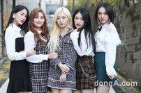 """[DA:인터뷰] 희나피아 """"프리스틴서 재 데뷔, 후회 남기고 싶지 않아"""""""