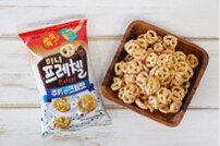 농심 '미니프레첼 쿠키앤크림맛' 출시