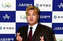[포토] 류현진 '동아스포츠대상 특별상 받았어요'