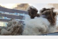 [종합] 일산 산부인과 화재, 산모·신생아 등 300여 명 대피
