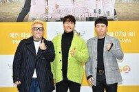 "[DA:현장] '날아라슛돌이' 컴백, 김종국·양세찬·이병진 ""이강인 고마워"" (종합)"