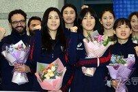 [포토] 여자배구대표팀, 도쿄올림픽 메달에 도전!