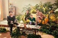 젝스키스 새 앨범 'ALL FOR YOU' 예약 판매 [공식]