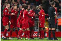 리버풀 22경기 무패 행진…2위와 승점 16점차 압도적 선두