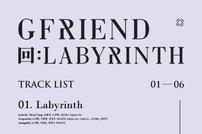 여자친구, 미니앨범 '回:LABYRINTH' 트랙리스트 공개