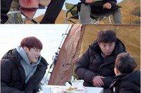 "[DAY컷] '살림남2' 최민환VS장인, 빙어 낚시 대결 ""매형 최고"""