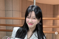 """[DAY컷] 이유비, 대한우슈협회 홍보대사 위촉 """"영광입니다!"""""""