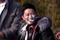 [DAY컷] 첫방 '끼리끼리' 인교진VS하승진, 예능 블루칩…밀가루 범벅 포착