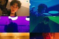 '데뷔' 다크비 룬·D1·GK, 치명적 눈빛…콘셉트 필름 공개