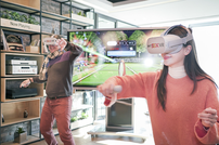 이통사 'VR' 콘텐츠·기술 도입 활발