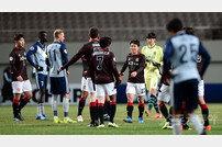 [포토] FC서울, AFC 1차전 멜버른에 1-0 승리