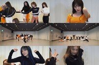아이즈원, '피에스타' 스페셜 안무 영상 공개…팬심 저격