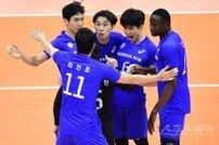 풀세트 진땀승 현대캐피탈, KB손해보험 상대 시즌 6전승