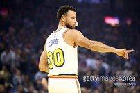 NBA 커리, '코로나19' 결식 학생 위해 기부… 100만 달러