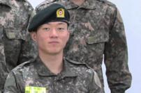 손흥민 이어 황의조 군복 사진도 공개 '2주차 훈련병'