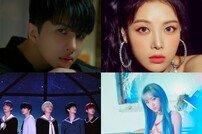 '엠카운트다운' 빅스 켄-유빈-러블리즈 류수정 신곡 무대 최초 공개