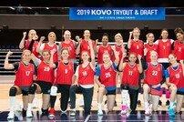 [V-리그] 2020 여자부 외국인선수 드래프트 6월 4일 실시