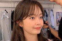 전소민, 귀여운 표정…31일 '런닝맨' 복귀