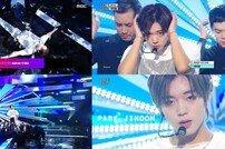 '음악중심' 박지훈, 업그레이드된 섹시美→여심 사냥꾼