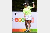 [포토] 이보미 '즐겁게 골프해요'