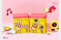 고려은단 비타민C, 디즈니 곰돌이 푸 에디션 세트 판매