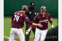 [포토] 박병호, 김이환 상대로 6호 투런 홈런