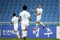 포항 일류첸코, K리그1 4라운드 MVP…K리그2는 이현일